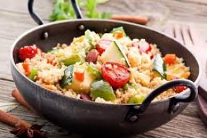 Ρύζι ή κους κους από κουνουπίδι