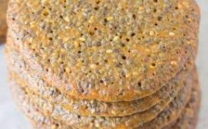 Μπισκότα πρωτεΐνης με γεύση λεμόνι και σπόρους chia