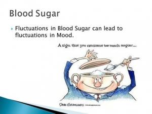 Πώς η διάθεση σας επηρεάζεται από τα επίπεδα σακχάρου στο αίμα;